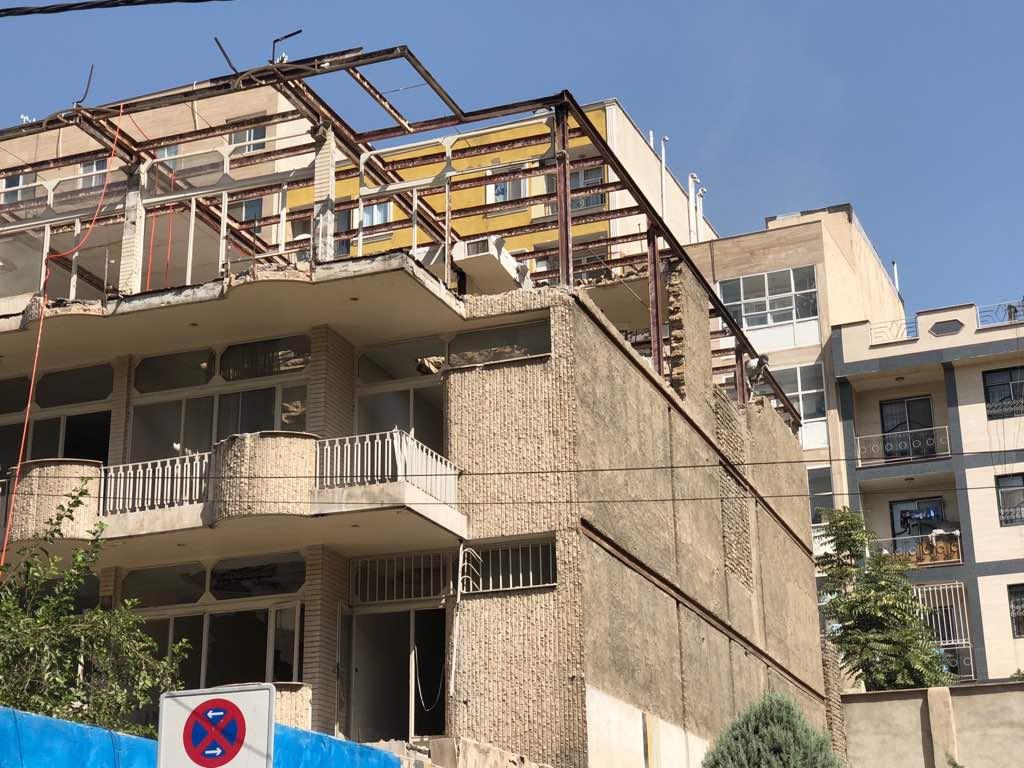 املاک کلنگی | مشارکت در ساخت | پیمانکاری ساختمان در تهران