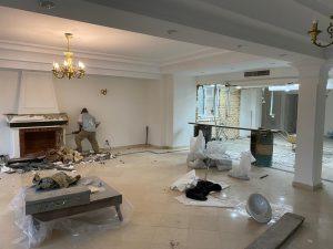 بازسازی ساختمان در تهران | بازسازی خانه | اوستاپ