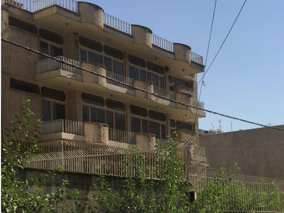 بازسازی ساختمان قدیمی کلنگی | بازسازی ساختمان در تهران | اوستاپ
