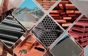 لیست مصالح مشارکت در ساخت در تهران | اوستاپ