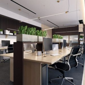 بازسازی ساختمان اداری - بازسازی ساختمان | اوستاپ